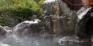 Yunokawa Onsen Hot Spring